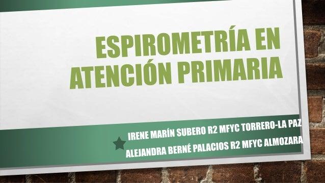 Valores Normales De Espirometria Epub Download