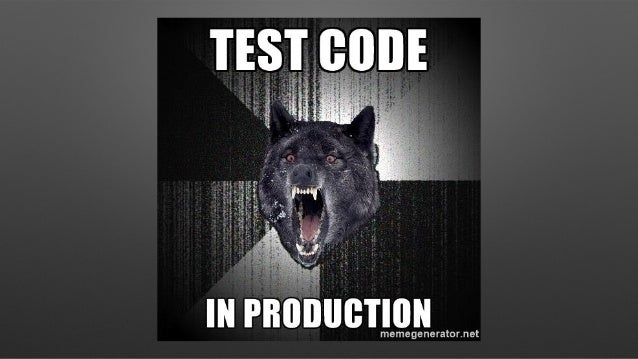 I blame this guy: Testing in production has gotten a bad rap.