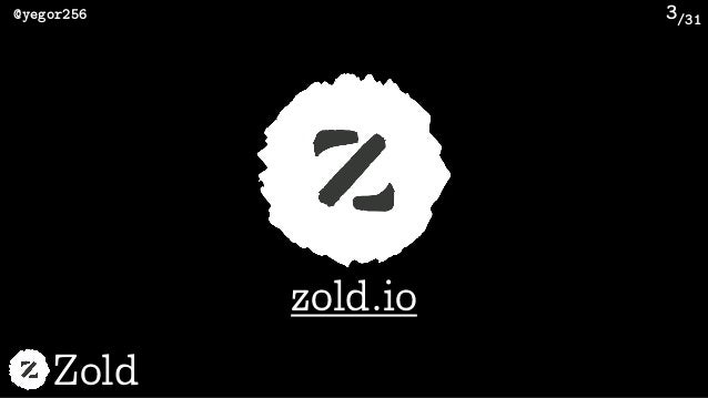 Zold: a cryptocurrency without Blockchain Slide 3