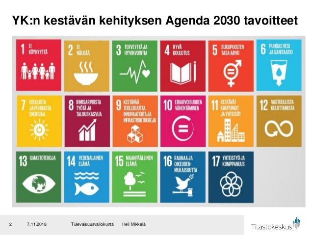 Yk Agenda 2030