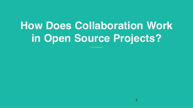 Open Source Collaboration: Finding the right balance Slide 3