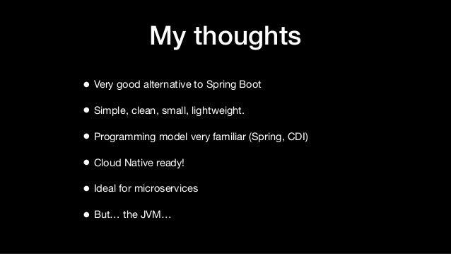 Graalvm Native Spring Boot