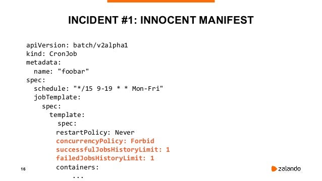 """18 INCIDENT #1: LESSONS LEARNED • ALB routes traffic to ALL hosts if all hosts report """"unhealthy"""" • Fix Ingress to stay """"h..."""