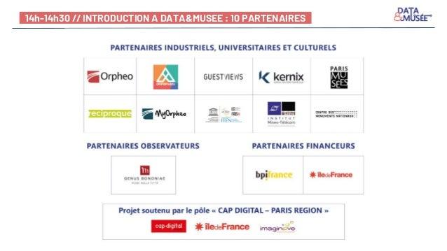 Atelier Data&Musée au Ministère de la culture - 12/12/18 Slide 3