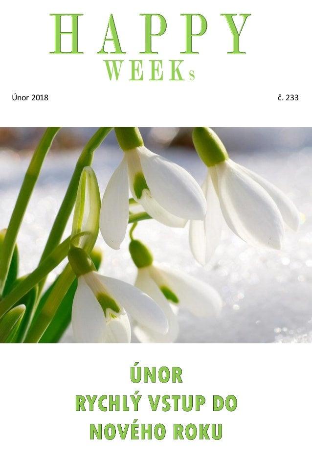 Únor 2018 č. 233