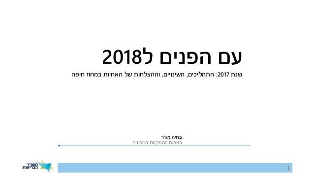 ל הפנים עם2018 1 שנת2017:התהליכים,השינויים,חיפה במחוז האחיות של וההצלחות מג בתיה'ר המחוזית ...