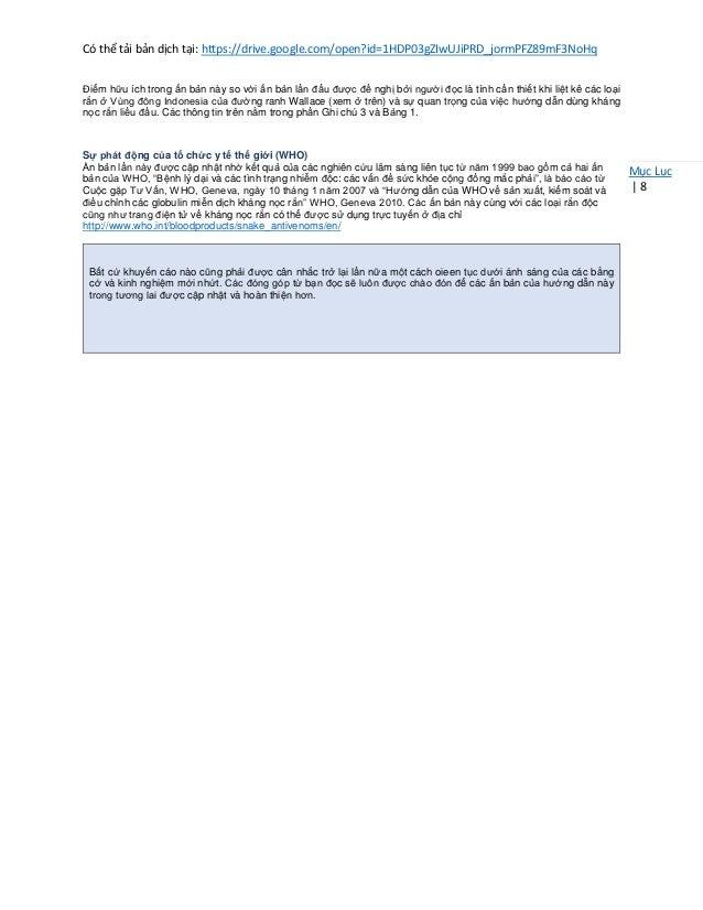 Có thể tải bản dịch tại: https://drive.google.com/open?id=1HDP03gZIwUJiPRD_jormPFZ89mF3NoHq Mục Lục | 8 Điểm hữu ích trong...