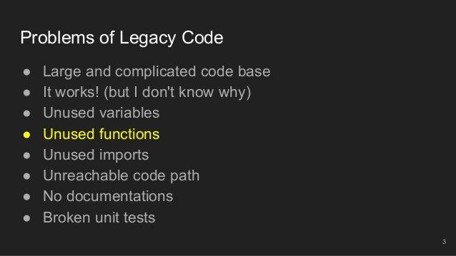 2018 cosup-delete unused python code safely - english
