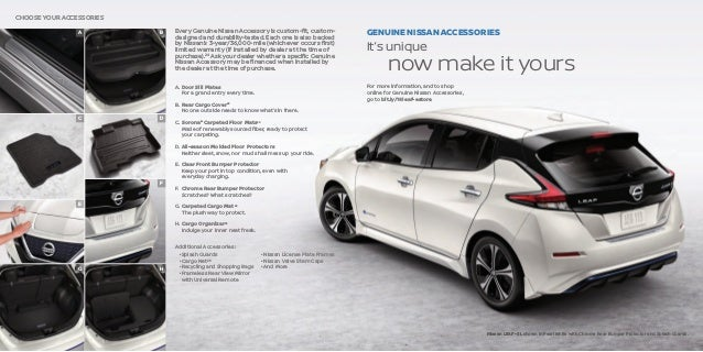 ... 7. Every Genuine Nissan ...