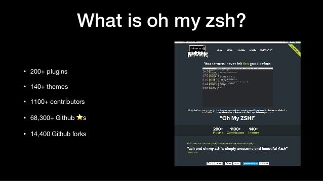 Oh My Zsh - The Birth of an Open Source Project