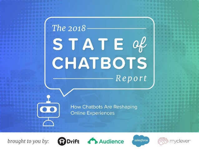 This report is a collaboration between Drift, SurveyMonkey Audience, Salesforce, and myclever. We've teamed up to shed som...