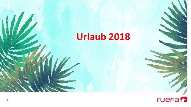 Ruefa Reisekompass 2018 Slide 2