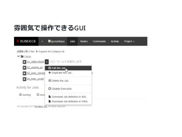 雰囲気で操作できるGUI
