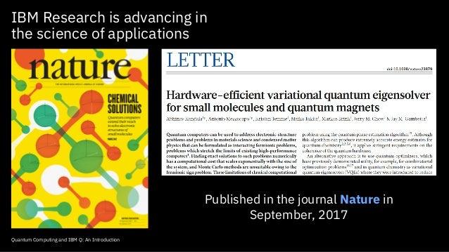 Quantum Computing (IBM Q) - Hive Think Tank Event w/ Dr  Bob Sutor - …