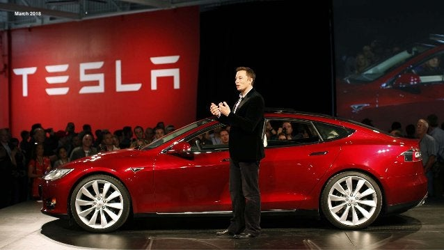 """ºMarch 2018 """"Tesla will not initiate patent lawsuits against anyone who, in good faith, wants to use our technology."""""""
