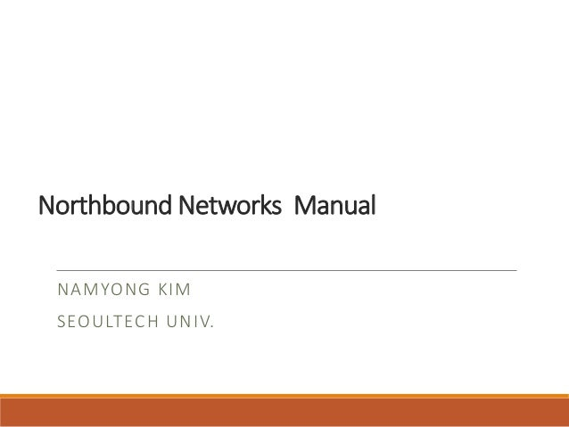 ZodiacWX_Northbound Networks manual1