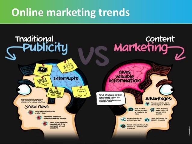 Online marketing trends 6