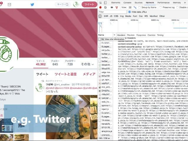 e.g. Twitter