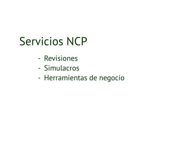 20180404 Servicios de NCP de Instrumento PYME y la plantilla Slide 2
