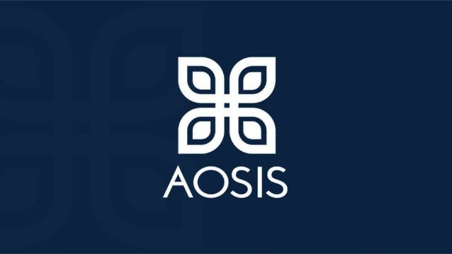 AOSIS: The Crossref Experience Dr Pierre JT de Villiers AOSIS Managing Director April 2018