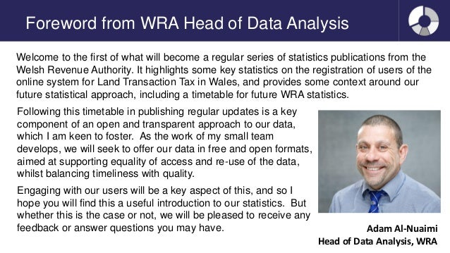 Following this timetable in publishing regular updates is a key component of an open and transparent approach to our data,...