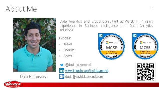 Ingesting, Processing & Displaying Real-Time Information in Azure Slide 3