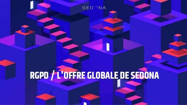 RGPD / L'OFFRE GLOBALE DE SEDONA