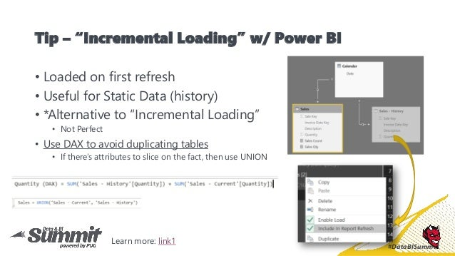 PUGML06 - Power BI Tips & Tricks from the Trenches