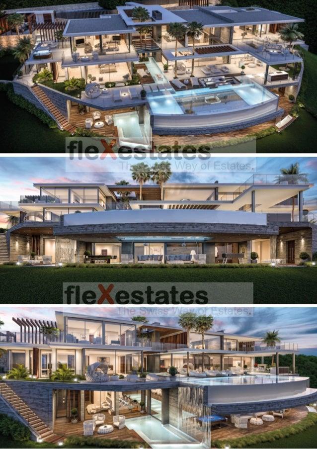 Designer Villa Valhalla In Zagaleta Marbella