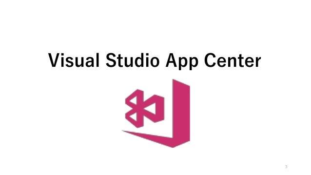 3 Visual Studio App Center
