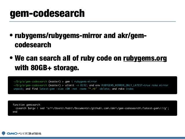 "all-ruby -e ""puts 'foo'&.match?(/foo/)"" all-ruby -e ""require 'tempfile'; p Tempfile.new.close!"" all-ruby -e ""require 'io/c..."