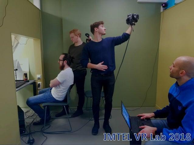 Virtual workplace training in VR/AR Virtuelle praksisplasser