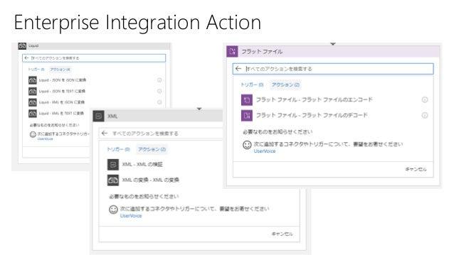 Enterprise Integration Action