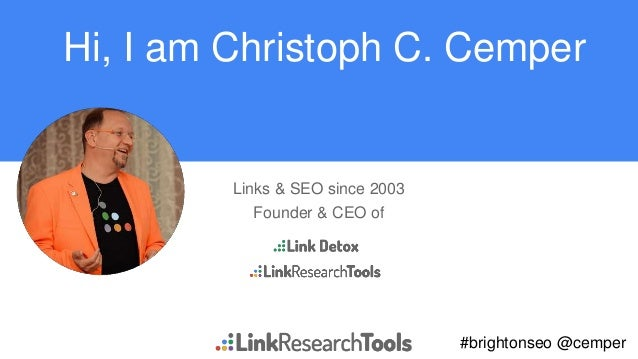 20 free SEO Tools you should be using - 20180829 Slide 3