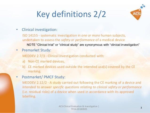 EU Clinical Investigations Taipei 2018 Slide 3