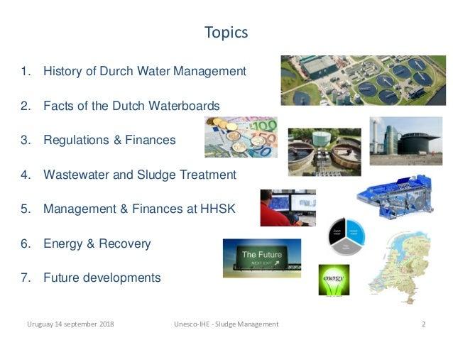 Gestión de aguas y lodos municipales- Adry Salome Slide 2
