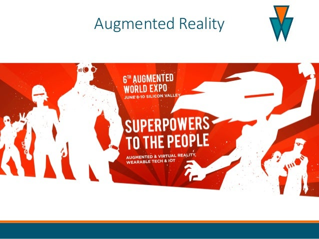 Augmented Reality for a human in Industry 4.0