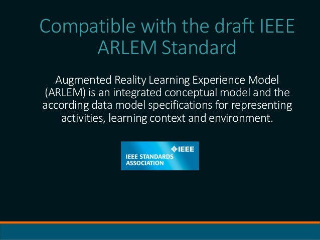 WEKIT Software Analysis features • Mapping data to ARLEM • Visualization of performance and biological data • Comparison o...