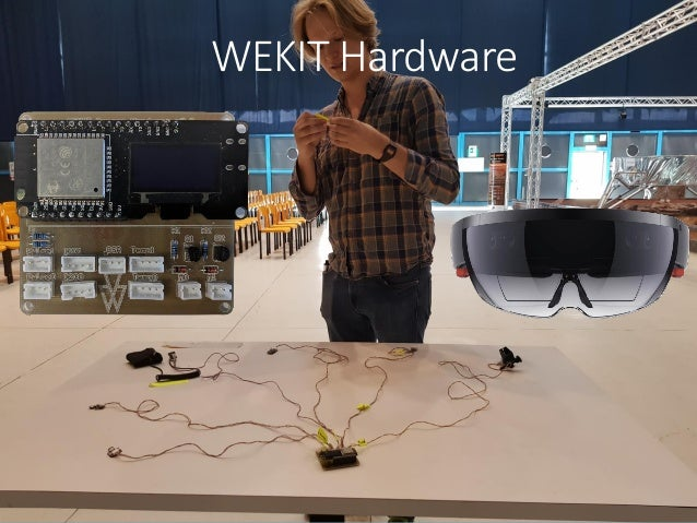 Wearable Sensors and Augmented Reality Smart glasses Smart glasses are worn on the head, currently Microsoft Hololens is u...