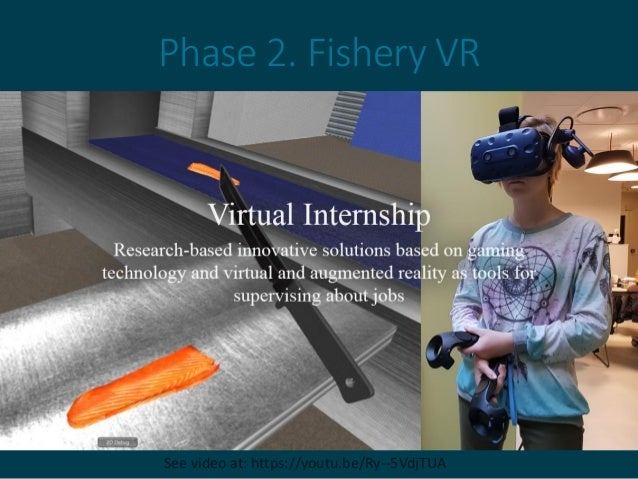 Industrial Training and Workplace Experience with Augmented and Virtual Reality