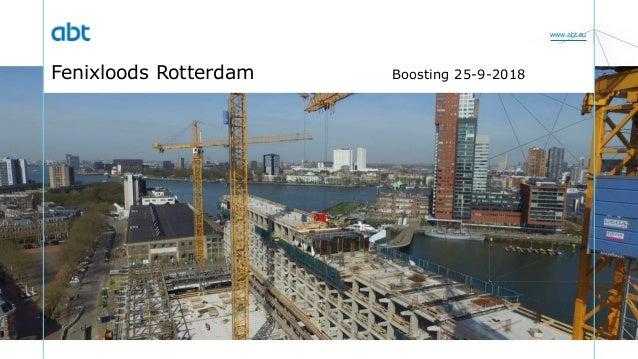 www.abt.eu Fenixloods Rotterdam Boosting 25-9-2018