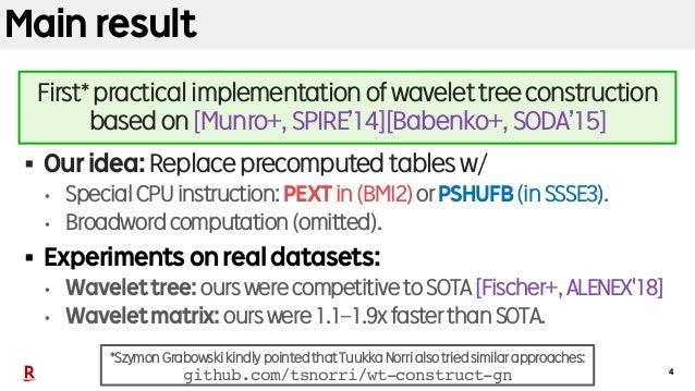 Fast Wavelet Tree Construction in Practice
