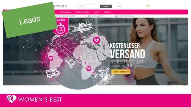 ● Kundensegment ● RFM Score ● Affinitätskategorie Custom Dimensions DANKE-Seite Via ShopBackend