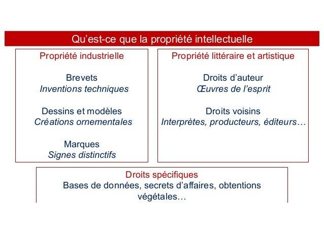 Intelligence Artificielle Et Propriete Intellectuelle