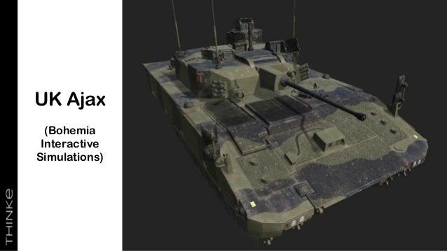 UK Ajax (Bohemia Interactive Simulations)