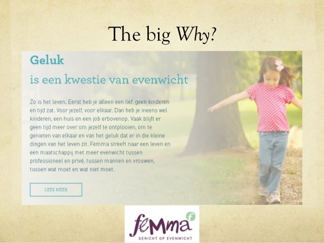The big Why?