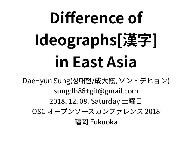 Difference of 