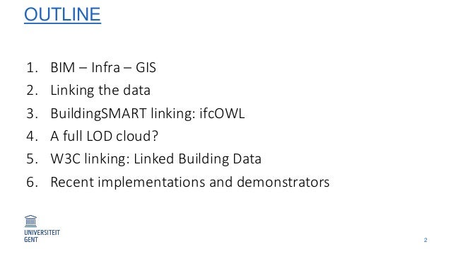 BIM from Building to urban fabric: More than just zooming out Slide 2