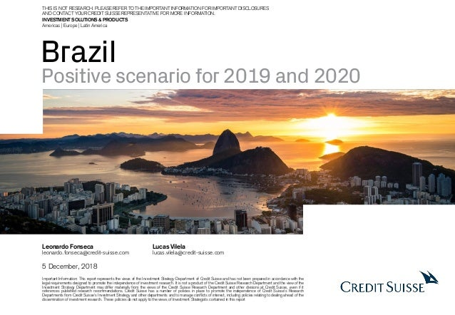 0fc89e417 Credit Suisse Analysis Brasil 2019-2020