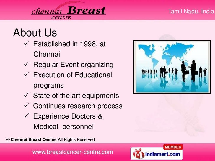 Tamil Nadu, India   About Us         Established in 1998, at          Chennai         Regular Event organizing         ...